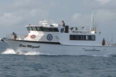 Boat 7 day Wide Reef and Shelf Explorer Trip (Cairns